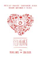 Red Heart - 11 x 17 Movie Poster - Style B