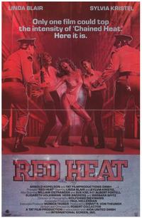 Red Heat - 11 x 17 Movie Poster - Style A