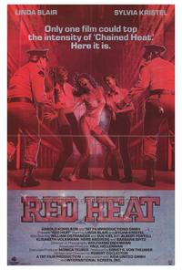 Red Heat - 27 x 40 Movie Poster - Style A