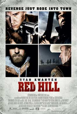 Red Hill - 43 x 62 Movie Poster - Bus Shelter Style A