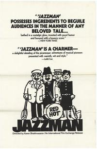 Red Hot Jazzman - 11 x 17 Movie Poster - Style A