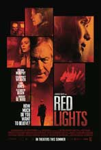 Red Lights - 11 x 17 Movie Poster - Style F