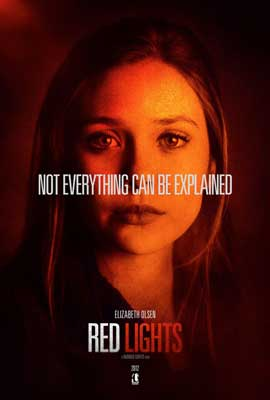 Red Lights - 11 x 17 Movie Poster - Style B