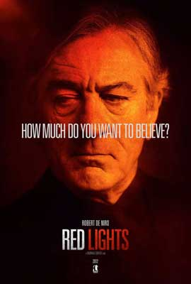 Red Lights - 11 x 17 Movie Poster - Style C