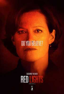 Red Lights - 11 x 17 Movie Poster - Style D