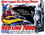 Red Line 7000 - 22 x 28 Movie Poster - Half Sheet Style A