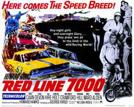 Red Line 7000 - 11 x 14 Movie Poster - Style A