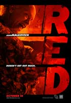 Red - 27 x 40 Movie Poster - Style B