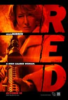 Red - 27 x 40 Movie Poster - Style C