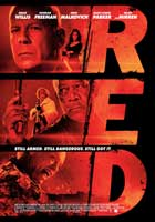 Red - 27 x 40 Movie Poster - Danish Style A