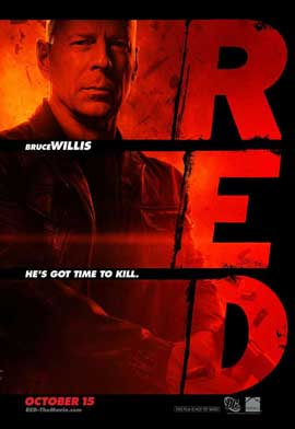 Red - 11 x 17 Movie Poster - Style A