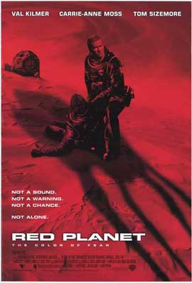 Red Planet - 11 x 17 Movie Poster - Style A