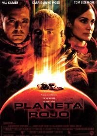 Red Planet - 11 x 17 Movie Poster - Spanish Style A