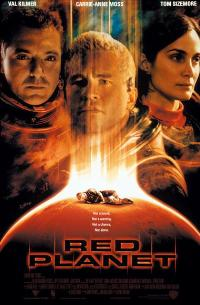 Red Planet - 11 x 17 Movie Poster - Style B