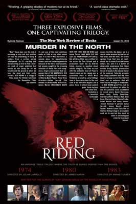 Red Riding: 1974 - 27 x 40 Movie Poster - Style B