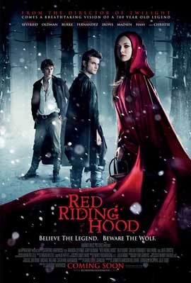 Red Riding Hood - 11 x 17 Movie Poster - Style C