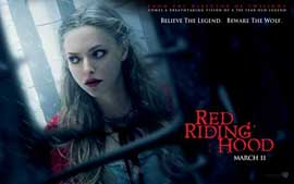Red Riding Hood - 27 x 40 Movie Poster - Style C