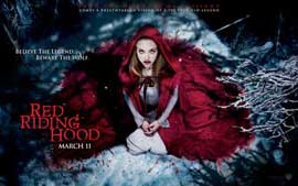 Red Riding Hood - 11 x 17 Movie Poster - Style E