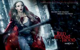 Red Riding Hood - 27 x 40 Movie Poster - Style E