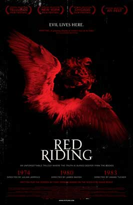 Red Riding: In the Year of Our Lord 1980 - 11 x 17 Movie Poster - Style B