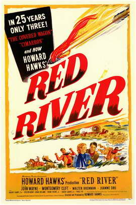 Red River - 11 x 17 Movie Poster - Style A
