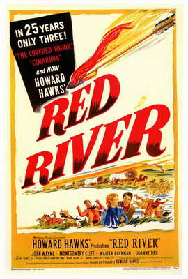 Red River - 27 x 40 Movie Poster - Style A
