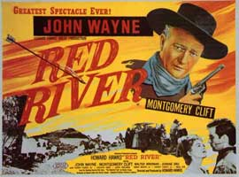Red River - 11 x 14 Movie Poster - Style A