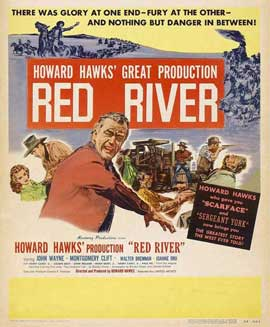 Red River - 11 x 17 Movie Poster - Style B
