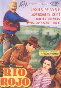 Red River - 11 x 17 Movie Poster - Spanish Style A
