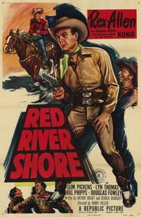 Red River Shore - 11 x 17 Movie Poster - Style A