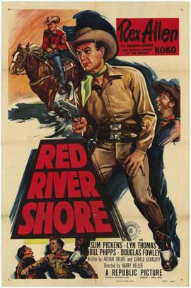 Red River Shore - 27 x 40 Movie Poster - Style A