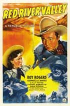Red River Valley - 27 x 40 Movie Poster - Style C
