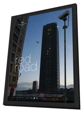 Red Road - 11 x 17 Movie Poster - Style A - in Deluxe Wood Frame