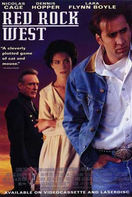 Red Rock West - 11 x 17 Movie Poster - Style A
