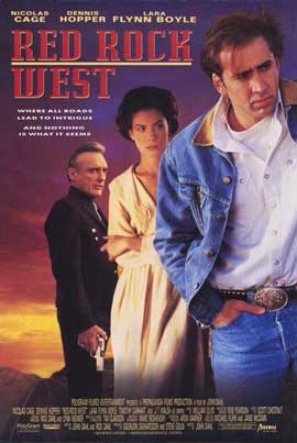 Red Rock West - 11 x 17 Movie Poster - Style B