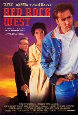 Red Rock West - 27 x 40 Movie Poster - Style B