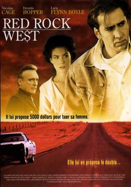 Red Rock West - 27 x 40 Movie Poster - French Style A
