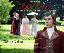 Red Rose - 11 x 17 Movie Poster - UK Style A