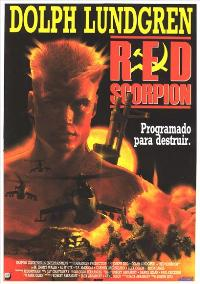 Red Scorpion - 11 x 17 Movie Poster - Spanish Style A
