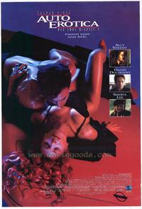 Red Shoe Diaries 4 : Auto Erotica - 27 x 40 Movie Poster - Style A