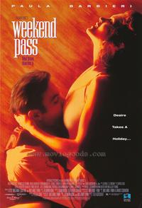 Red Shoe Diaries 5: Weekend Pass - 11 x 17 Movie Poster - Style A