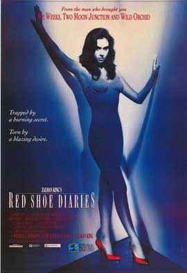 Red Shoe Diaries - 11 x 17 Movie Poster - Style B