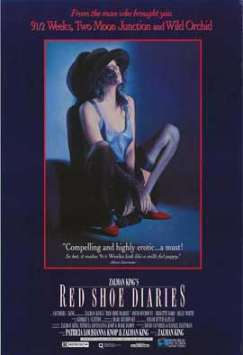 Red Shoe Diaries - 11 x 17 Movie Poster - Style C
