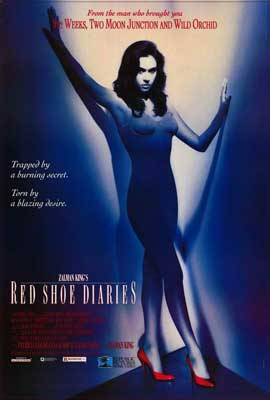 Red Shoe Diaries - 27 x 40 Movie Poster - Style B