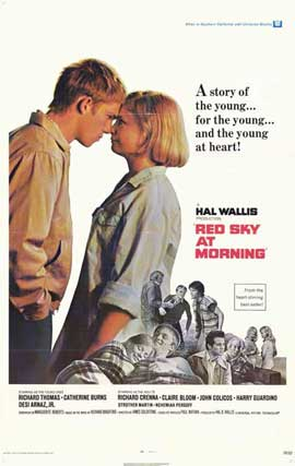 Red Sky at Morning - 11 x 17 Movie Poster - Style B