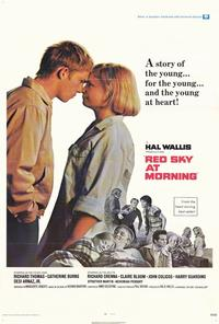 Red Sky at Morning - 27 x 40 Movie Poster - Style B
