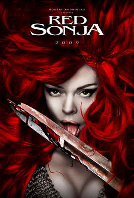 Red Sonja - 27 x 40 Movie Poster - Style A