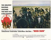 Red Sun - 11 x 14 Movie Poster - Style E