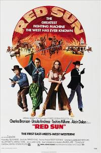 Red Sun - 43 x 62 Movie Poster - Bus Shelter Style A