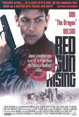 Red Sun Rising - 11 x 17 Movie Poster - Style A